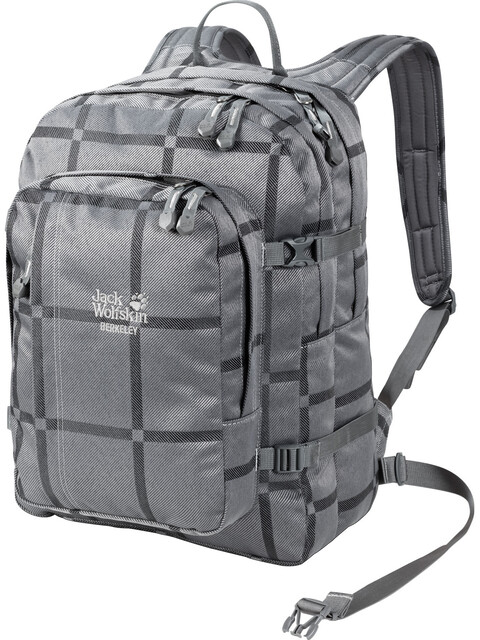 Jack Wolfskin Berkeley Y.D. Backpack grey